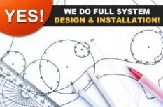 providing top quality full sprinkler system design and installation